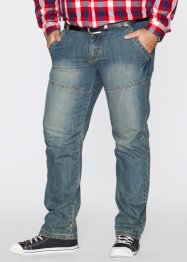 Jeans regular fit, John Baner JEANSWEAR, Blu (dirty)