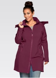 Giaccone funzionale in softshell, bpc bonprix collection, Antracite