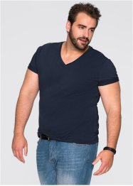 T-shirt slim fit, RAINBOW, Verde oliva scuro