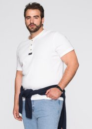 T-shirt regular fit, John Baner JEANSWEAR, Bianco