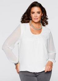 Blusa, bpc selection, Bianco panna