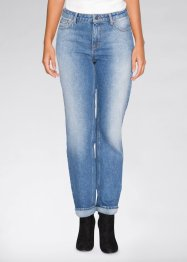 Jeans mom, BODYFLIRT, Blu denim