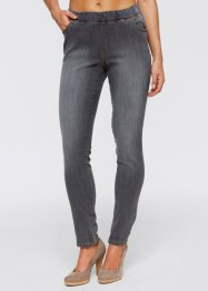 Jeggings, John Baner JEANSWEAR, Medium grigio denim used