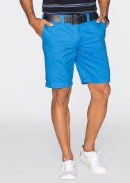 Bermuda chino regular fit, bpc bonprix collection, Blu
