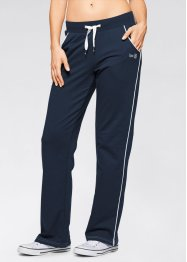 Pantaloni in felpa, bpc bonprix collection, Salmone