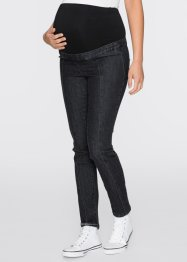 Jeggings prémaman, bpc bonprix collection, Nero stone