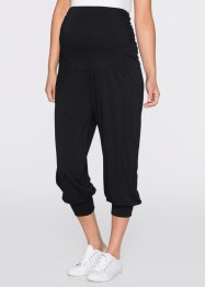 Pantalone da sport prémaman, bpc bonprix collection, Nero