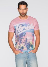 T-shirt slim fit, RAINBOW, Con stampa multicolore
