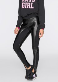"Pantalone con similpelle ""Marcell von Berlin for bonprix"", Marcell von Berlin for bonprix, Nero"