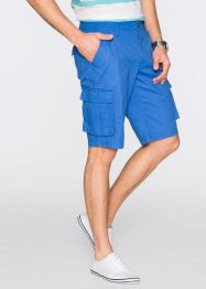Bermuda cargo loose fit, bpc selection, Blu reale