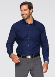Camicia regular fit, bpc selection, Blu scuro