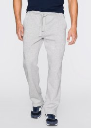 Pantalone da jogging regular fit, bpc bonprix collection, Grigio chiaro melange