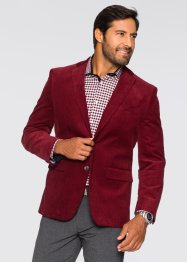 Giacca in velluto regular fit, bpc selection, Bordeaux