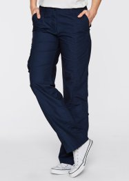 Pantaloni cargo, bpc bonprix collection, Marrone scuro