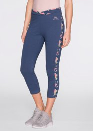 Leggings 3/4, bpc bonprix collection, Indaco