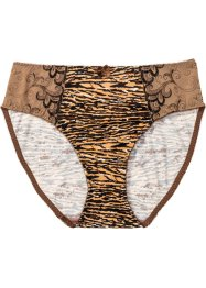 Slip modellante, bpc selection, Marrone chiaro leopardato