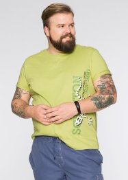 T-shirt slim fit, RAINBOW, Verde