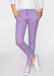 Jeans skinny, bpc bonprix collection, Lilla
