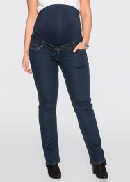 Jeans prémaman bootcut, bpc bonprix collection, Dark denim