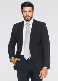 Giacca in misto lana regular fit, bpc selection, Nero