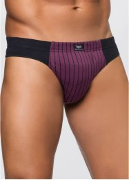 Slip (pacco da 5), bpc bonprix collection, Scuro