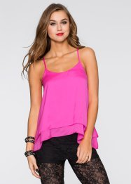 Top, RAINBOW, Fucsia neon