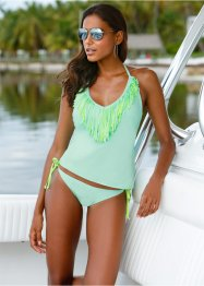 Top per tankini, bpc bonprix collection, Menta