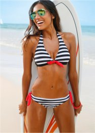 Bikini, bpc bonprix collection, Nero / bianco
