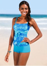 Top per tankini, bpc bonprix collection, Turchese