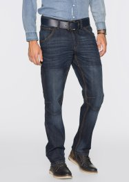 Jeans loose fit, John Baner JEANSWEAR, Blu scuro