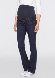Jeans prémaman bootcut, bpc bonprix collection, Dark blu stone