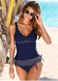 Top per tankini, bpc bonprix collection, Blu