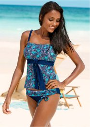 Top per tankini, bpc bonprix collection, Blu / turchese