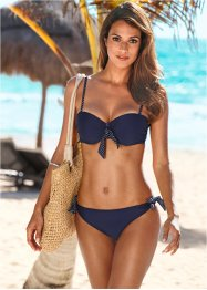 Reggiseno con ferretto per bikini, bpc bonprix collection, Blu
