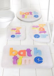 "Tappetino per bagno ""Bath"" in memory foam, bpc living, Multicolore"