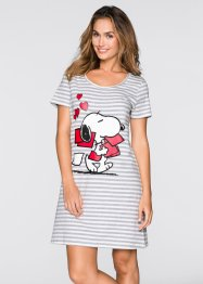 "Camicia da notte ""Snoopy"", bpc bonprix collection, A righe"