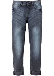 Joggjeans  regular fit, John Baner JEANSWEAR, Nero denim