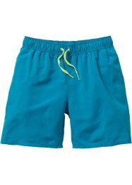 Pantaloncino da bagno per bambino, bpc bonprix collection, Turchese scuro