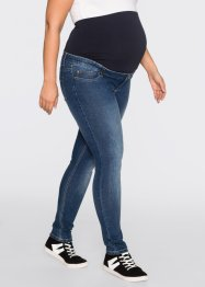 Jeans prémaman skinny, bpc bonprix collection, Blu stone
