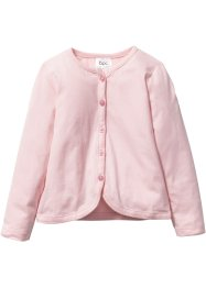 Giacca in maglina, bpc bonprix collection, Rosa tenero