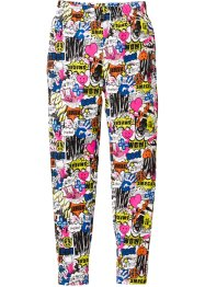 Leggings lungo, bpc bonprix collection, Fantasia multicolore