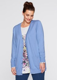 Cardigan, bpc bonprix collection, Blu perlato