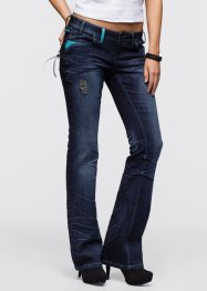 Jeans, RAINBOW, Dark denim