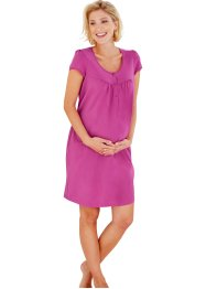 Camicia da notte prémaman, bpc bonprix collection, Fucsia
