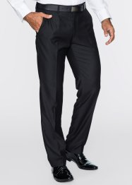 Pantalone da smoking regular fit, bpc selection, Nero