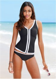 Tankini, bpc bonprix collection, Nero