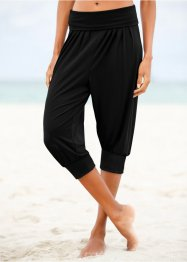 Pantaloni per wellness, bpc bonprix collection, Nero