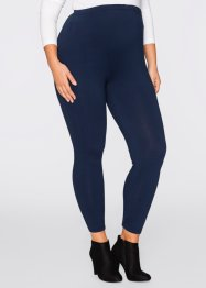 Leggings prémaman, bpc bonprix collection, Blu scuro