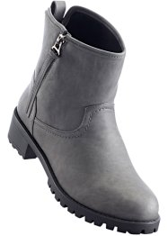 Stivaletto, bpc bonprix collection, Grigio scuro