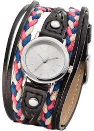 "Orologio ""Sophie"", bpc bonprix collection, Nero"